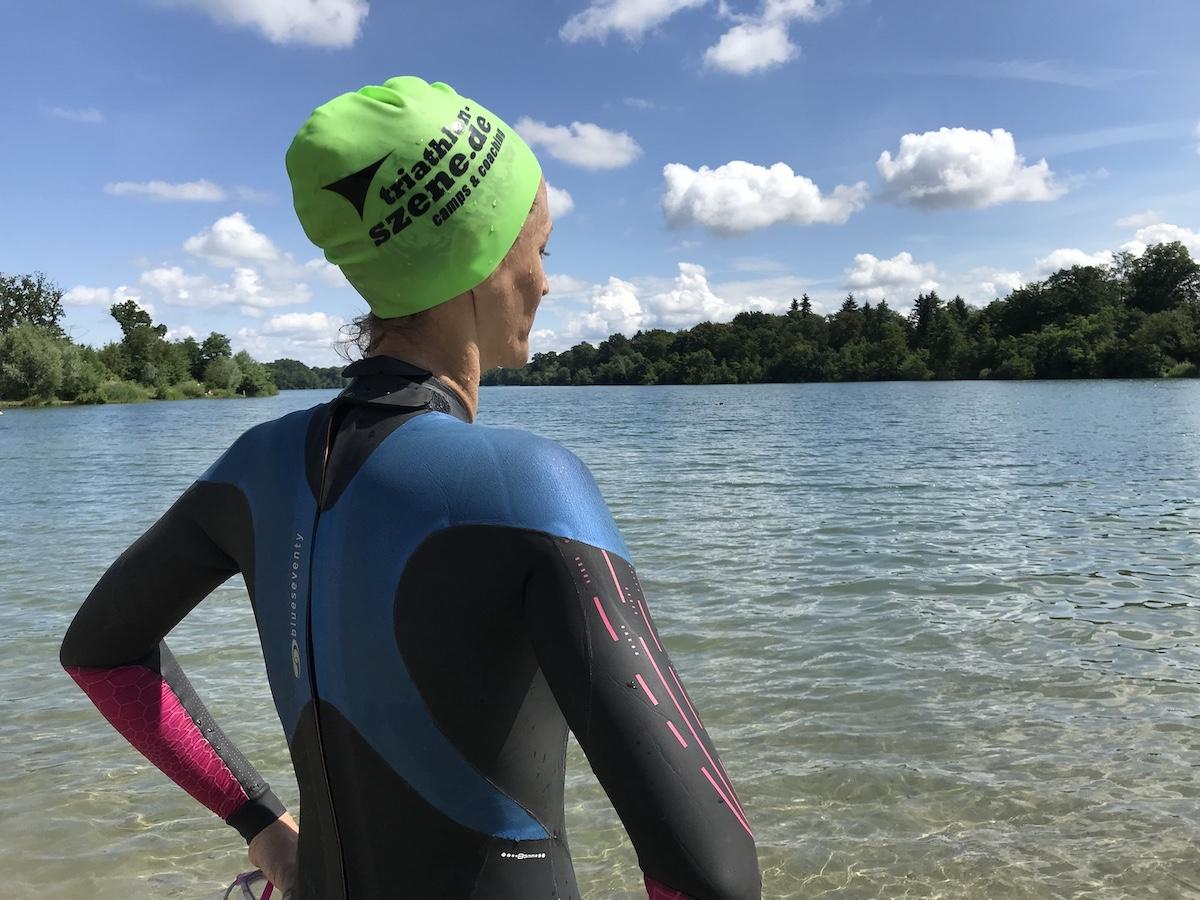 Triathlon-Szene