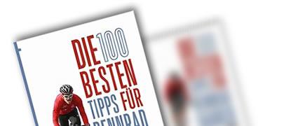 Umfassend, aber oberflächlich: Die 100 besten Tipps für Rennradfahrer
