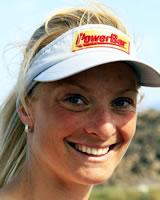 Heidi Jesberger gehört zum Betreuerteam