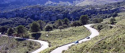 Mallorca: Radfahren auf Traumstrassen