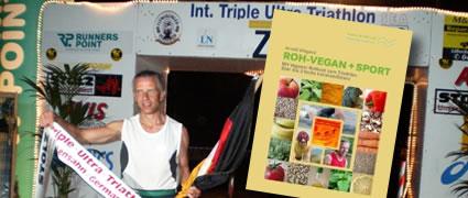 Klärt auf: Arnold Wiegand über vegane Ernährung für Ausdauersportler.