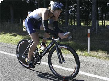Dauerdrücken beim Ironman Frankfurt und bei der Challenge Roth