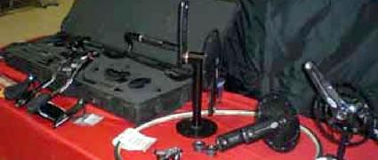 Weckt Begehrlichkeiten: Messekoffer von Zipp