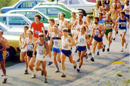 Übermächtige Laufszene (1982)