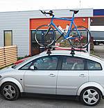 2400 km hin und genauso weit zurück. Der Audi A2 hat sich als geräumiges Langstrecken-Raumwunder bewährt. Ehefrau, 2 Kinder, 2 Hunde, Urlaubsgepäck für 14 Tage und Triathlonklamotten - alles ging hinein. Das Rad (RH70) passte jedoch wider Erwarten nur aufs Dach. Bei Bekannten und Verwandten reichten die Reaktionen von Ungläubigkeit über Kopfschütteln bis hin zu Mitleid.