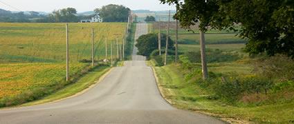 Ironman Wisconsin: Das Profil entspricht einer Kette von 20-30 Heartbreak-Hills oder Solarer Bergen