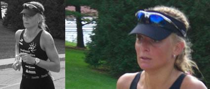 Ironman Wisconsin: Heidi Jesberger konnte trotz Krämpfen fast ihre optimale Leistungsfähigkeit abrufen.