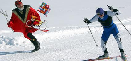 Wintertriathlon: Die WM 2008 findet in Deutschland statt