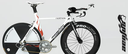 Aeolus TT: Der neue Aerorahmen wird die Basis unseres Charity Bikes