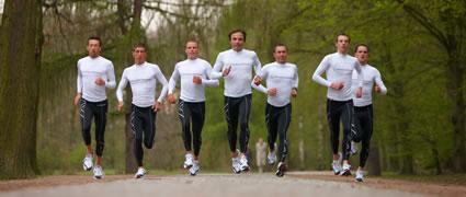 Normann Stadler: Wir sind passionierte Ausdauersportler