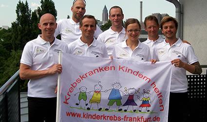 Für einen guten Zweck: Platziert Eure Spende beim Eisernen Kilometer des Ironman Germany