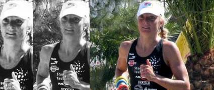 Konnte die gute Form nicht abrufen: Heidi Jesberger