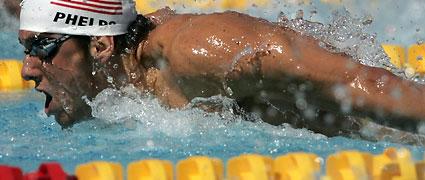 Schwimmen 2.0: Michael Phelps