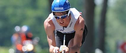 Überragend auf der Laufstrecke: Michael Göhner