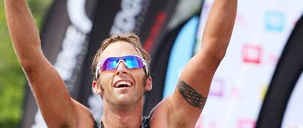 Sieg mit Streckenrekord: Chris McDonald