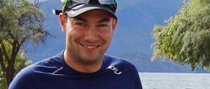Finishte seine erste Langdistanz: Challenge Roth Organisator Felix Walchshöfer