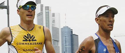 Timo Bracht steigert das Tempo auf unglaubliche 3:47 min/km in der Schlussphase des Marathons