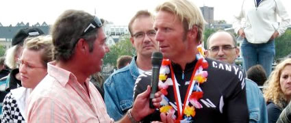 Jürgen Zäck beim Cologne226. Bild: z-coaching.de