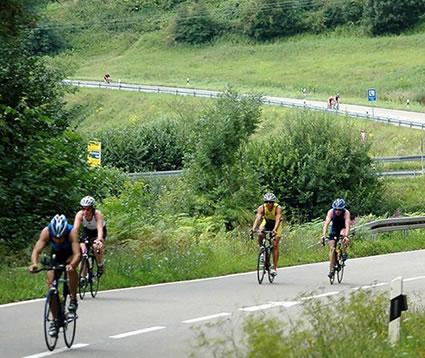 Malterdingen: Triathlon in seiner schönsten Form
