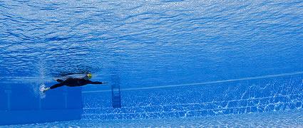 Schwimmseminar mit Leistungsdiagnostik