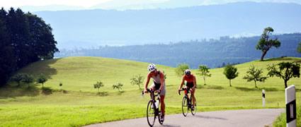 4 km Schwimmen, 130 km Radfahren und 30 km Laufen: Die Startplätze werden knapp