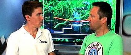 Live: Arne Dyck und Jürgen Sessner