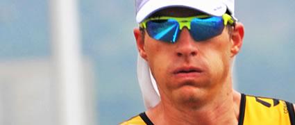 Start auf Lanzarote, keine Langdistanz im Sommer: Timo Bracht.