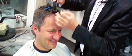 Gut gewirtschaftet: Haarschnitt für 4 Euro