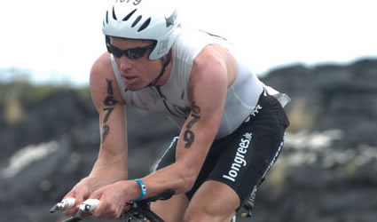 Maximilian Longree hat den Weltrekord beim Ironman Hawaii