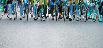 Schnell Radfahren: Mit dem richtigen Training macht man schnell Fortschritte