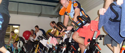 Spinning: eine gute Alternative im Winter