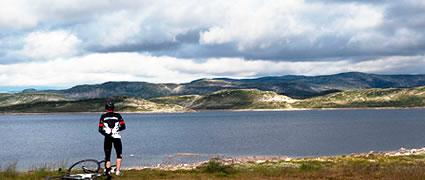Der Norseman ist ein landschaftliches Highlight