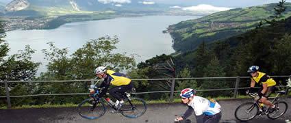 Die infernalische Rennradstrecke: Brutaler geht es eigentlich nicht